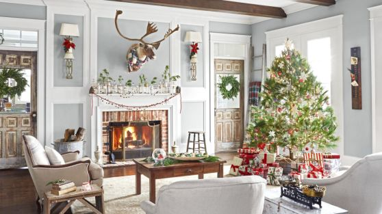 Home Décor Tips on Christmas